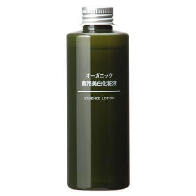 無印良品 オーガニック薬用美白化粧水 40代 美白化粧品 おすすめ