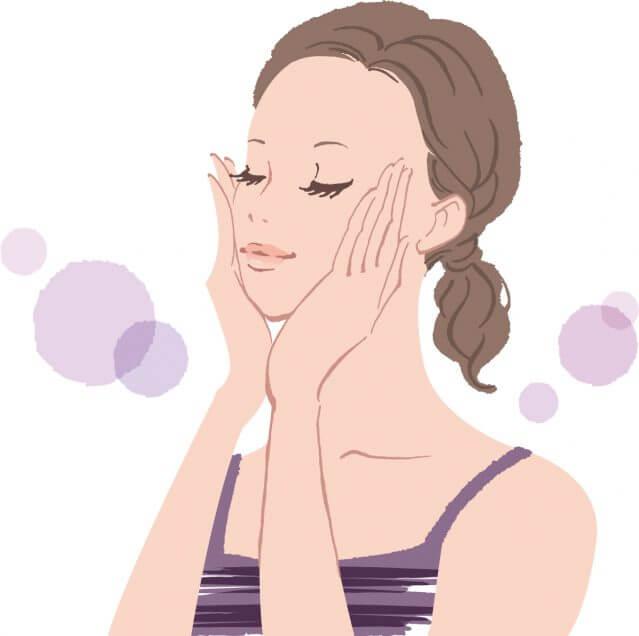 くすみ 化粧水 おすすめ 化粧水ハンドプレス