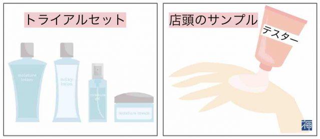 40代 美白化粧水 おすすめ テスター サンプル