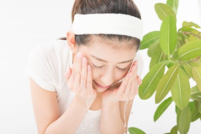 洗顔 ビタミンC美容液