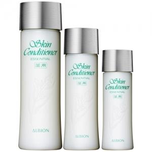 アルビオン 薬用スキンコンディショナー エッセンシャル 乾燥肌 保湿化粧水