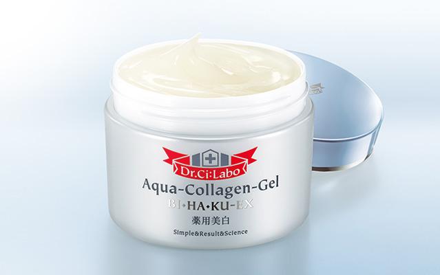 ドクターシーラボ 薬用アクアコラーゲンゲル美白EX トラネキサム酸化粧品