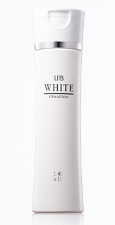 リッツ ホワイト ステムローション 50代 美白化粧品 おすすめ