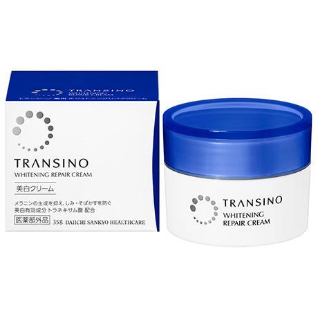 トランシーノ薬用ホワイトニングリペアクリーム トラネキサム酸化粧品