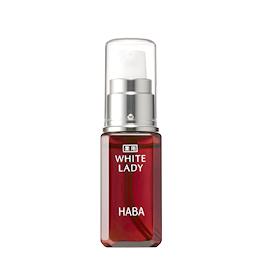 HABA 薬用ホワイトレディ 50代 シミ