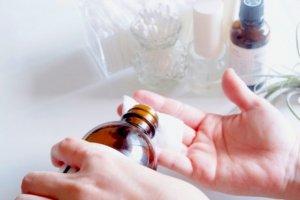 開き毛穴化粧水 拭き取り化粧水