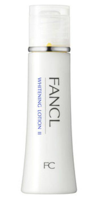 ファンケル 美白化粧水