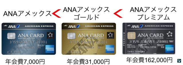ANA アメックス 審査