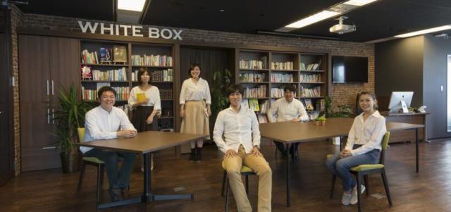 ホワイトボックス図書館