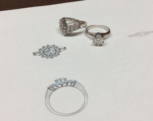 ダイヤモンドリング 加工料金 サービス提供